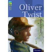 Oxford Reading Tree Treetops Classics: Level 17 More Pack A: Oliver Twist by Charles Dickens