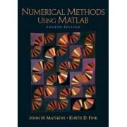 Numerical Methods Using MATLAB by John H. Mathews