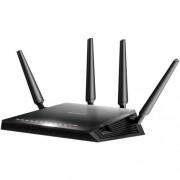 ROUTER, NetGear R7800-100PES, 4PT AC2600 (800 + 1733 Mbps) Nighthawk X4S Smart WiFi, Gigabit, 2 USB, eSATA