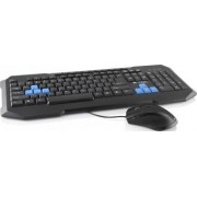 Kit tastatura cu mouse Logic Concept LKM-200
