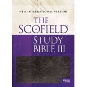 The Scofield (R) Study Bible III, NIV by C I Scofield