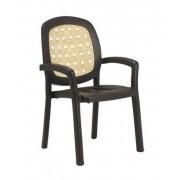 Sistina caffe karfás szék 40269 MINTADARAB 3DB