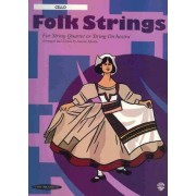 Folk Strings for String Quartet or String Orchestra by Dr Joanne Martin PhD