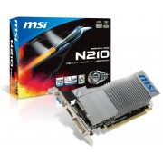 MSI nVidia GeForce 210 1GB 64bit N210-MD1GD3HLP