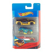 Hot Wheels Race Ultimate Racing 3-Pack Toy Cars