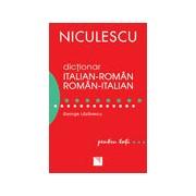 Dictionar italian-roman/roman-italian pentru toti (50.000 de cuvinte si expresii)