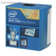 E3-1220 v3 (8M Cache, 3.10 GHz) Intel Xeon Processor
