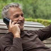 Pack de 3 Teléfonos Inalámbricos TopCom Dect Butler E700