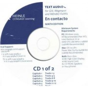 Audio CD-ROM for Gill Mcvey/Wegmann/Mendez-Faith's En Contacto: Gramatica En Accion by Brenda Wegmann