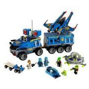 LEGO Alien Conquest Earth Defense HQ 879pieza(s) - juegos de construcción (Multi)