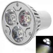 MR16 3W Ampoule LED 3-6500K 240-Lumen White Light (220V)