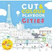 Cut & Colour Playbook Cities by CLEA DIEUDONNE