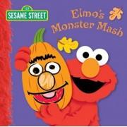 Elmo's Monster Mash: Sesame Street by Naomi Kleinberg