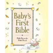 Baby's First Bible by Melody Carlson
