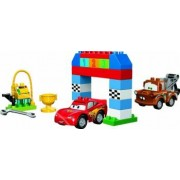 Set De Constructie Bebelusi Lego Duplo Cursa Clasica Disney Pixar Cars