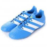【SALE 50%OFF】アディダス adidas サッカートレーニングシューズ エース Ace 16.4 TF AF5058 3195 (ショックブルーS16×ランニングホワイト×セミソーラースライム)