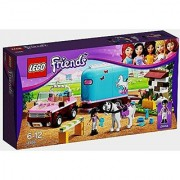 LEGO Friends Emmas Horse Trailer 3186