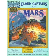 Sky Galleons of Mars by Frank Chadwick