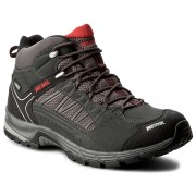 Туристически MEINDL - Journey Mid GTX GORE-TEX 5274 31 Anthrazit/Rot