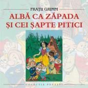 FRATII GRIMM - ALBA CA ZAPADA - CEI 7 PITICI