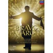 Luciano Pavarotti - Bravo Pavarotti (0044007433492) (1 DVD)