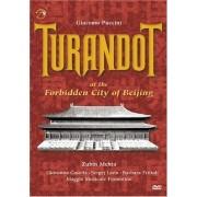 Zubin Mehta,Giovanna Casolla,Aldo Bottion - Puccini Turandot (DVD)