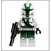 Figurine Lego Star Wars : Le Commandant Clone Gree - Lego 9491