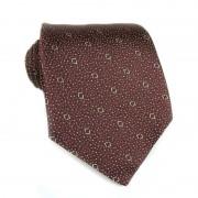 Cravatta seta a quadri GUY LAROCHE