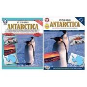 Exploring Antarctica, Grades 5 - 8 by Michael Kramme
