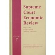 The Supreme Court Economic Review: v. 7 by Ernest Gellhorn