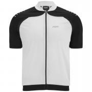 PBK Heritage Vernon Short Sleeve Jersey - Black/White - XXL