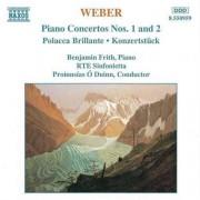 C.M. von Weber - Piano Concerts Nos. 1 & 2 (0730099595926) (1 CD)