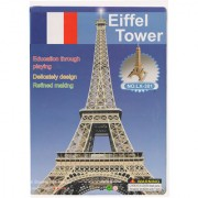 DreamBag - 3D Puzzle Of Eiffel Tower