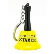 Krayzee Bells 2.5-inch Ring for TAXI Key Ring Bell