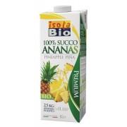 Suc bio de ananas Isola Bio 1L
