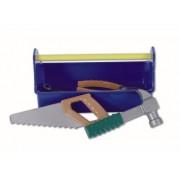 Toy Company 18424 - Kit de herramientas de plástico (5 herramientas) [Importado de Alemania]