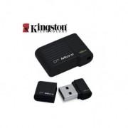 Pendrive Penna Usb Kingston MICRO 16GB DT-MICRO Memoria Originale Flash Memory