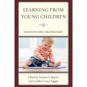 Learning from Young Children by Suzanne L. Burton