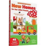 New Homes for Our Little Friends by Marie Fordacq