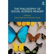 The Philosophy of Social Science Reader by Francesco Guala