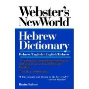 Webster's New World Hebrew Dictionary: Hebrew/English English/Hebrew