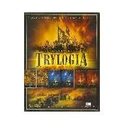 Trylogia Ogniem i mieczem Potop Pan Wołodyjowski 6 DVD