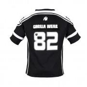 Gorilla Wear GW Athlete T-Shirt Black/White - XL