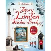 Story of London Sticker Book by Rob Lloyd Jones
