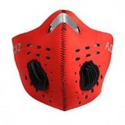 LightInTheBox FJQXZ Vélo/Cyclisme Masque Unisexe Séchage rapide / Résistant à la poussière / Pare-vent Maille Rou