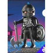 Playmobil Black with Knight Armor