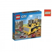 Lego city bulldozer 60074