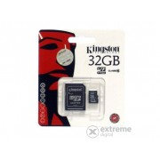 Card memorie Kingston microSDHC 32GB Class10 UHS-I