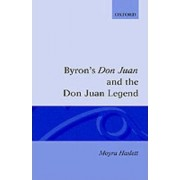 Byron's Don Juan and the Don Juan Legend by Moyra Haslett