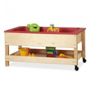 Jonti-Craft Sand-n-Water Table with Shelf 2866JC